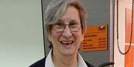 Herminia, la auxiliar del aeropuerto de Palma que murió tras ser empujada por un turista alemán con prisa