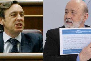 """Salvajes declaraciones de Rafa Hernando contra Tezanos tras publicar su CIS: """"Urge una querella criminal contra esa gente por malversación de caudales públicos"""""""