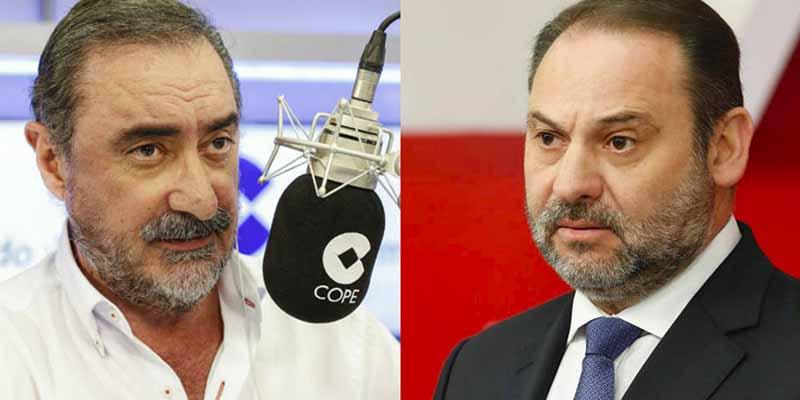 """Carlos Herrera: """"Hay una sutil diferencia entre Vox y Bildu.... que Vox no ha matado a nadie"""""""