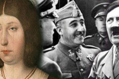 """Lo que Hitler opinaba de verdad sobre los españoles: """"Moros y vagos que adoran a una reina ramera"""""""