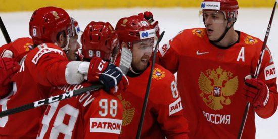 Rusia se enfrentará a EE.UU. en los cuartos del Mundial de Hockey más disputados de la historia