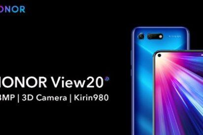 Honor View 20 review y precio en España