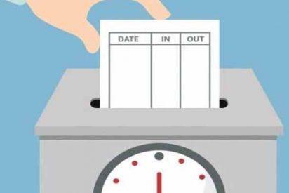 Ponte las pilas porque este domingo comienza el control de horario a empleados en todas las empresas