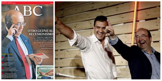Sánchez da el cante enchufando en la presidencia del Senado a Iceta, el 'Freddie Mercury' del separatismo