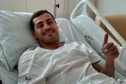 'El País' se inventa una 'milonga' para tratar de justificar el titular más cruel jamás escrito sobre Iker Casillas