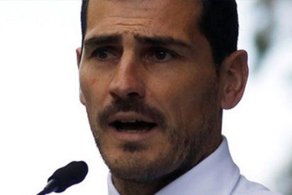 El tremendo enfado de Iker Casillas con la Federación Española