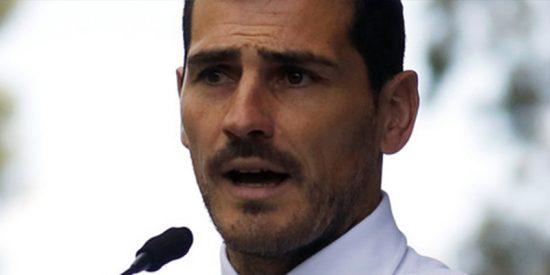 Las palabras de Iker Casillas tras el registro de su vivienda por la Fiscalía portuguesa