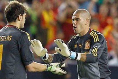 """La emotiva carta de Víctor Valdés a Iker Casillas: """"Querido Iker, querido amigo"""""""