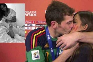 Iker Casillas y Sara Carbonero: una pareja feliz y sin problemas... económicos
