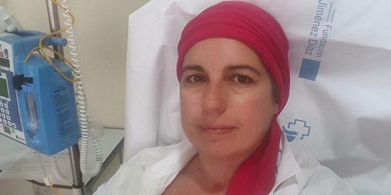 Enferma de cáncer en plena quimio vestida de Zara: brutal carta a Iglesias y a Podemos