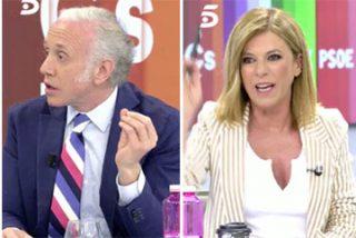 La 'muy feminista' Palomera aprovecha la baja de Villacís para atacarla brutalmente y Eduardo Inda la frena en seco