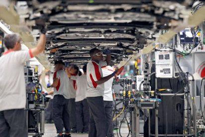 La producción industrial en Andalucía crece por encima de la media en España