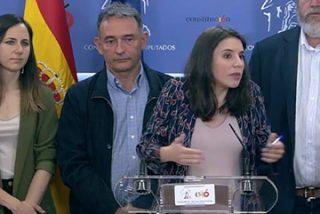 Irene Montero se marca un discurso con un chiste de El Mundo Today: así explica con una auténtica imbecilidad su afrenta a Amancio Ortega