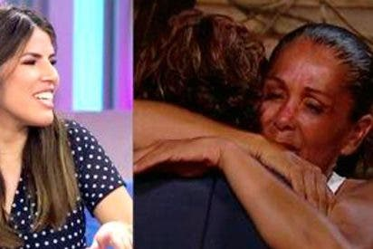 La declaración de Chabelita Pantoja sobre su madre y Colate que seguro ha encantado a Paolo Vasile