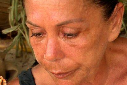 """SUPERVIVIENTES: Isabel Pantoja, """"Menú Burger King"""" y chuletitas de cordero."""