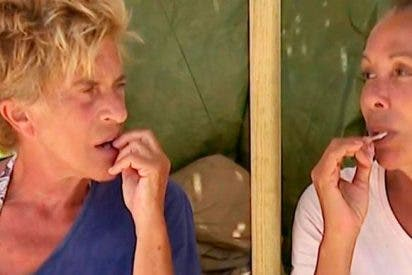 Ningun 'superviviente' se salva de las criticas de las cotillas Isabel Pantoja y Chelo Gª Cortés