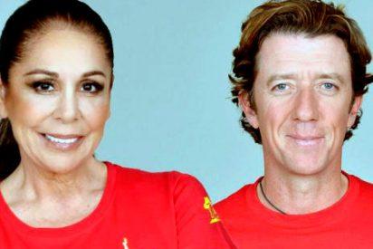 Se acabó el buen 'rollito': Isabel Pantoja y Colate a gritos en 'Supervivientes' por la comida