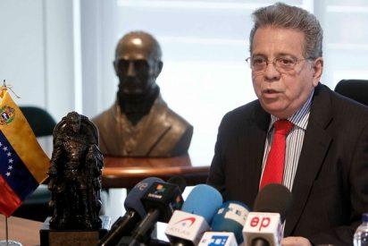 Isaías Rodríguez renuncia, cuando se acabó el dinero, a ser el embajador del régimen chavista en Italia