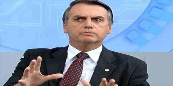 "Bolsonaro advierte a los argentinos: ""Si votan a Cristina Kirchner se convertirán en Venezuela"""