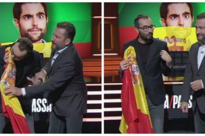 En TV3 se inventan que es el Rey el que está presionando para que suspendan al golpista Junqueras
