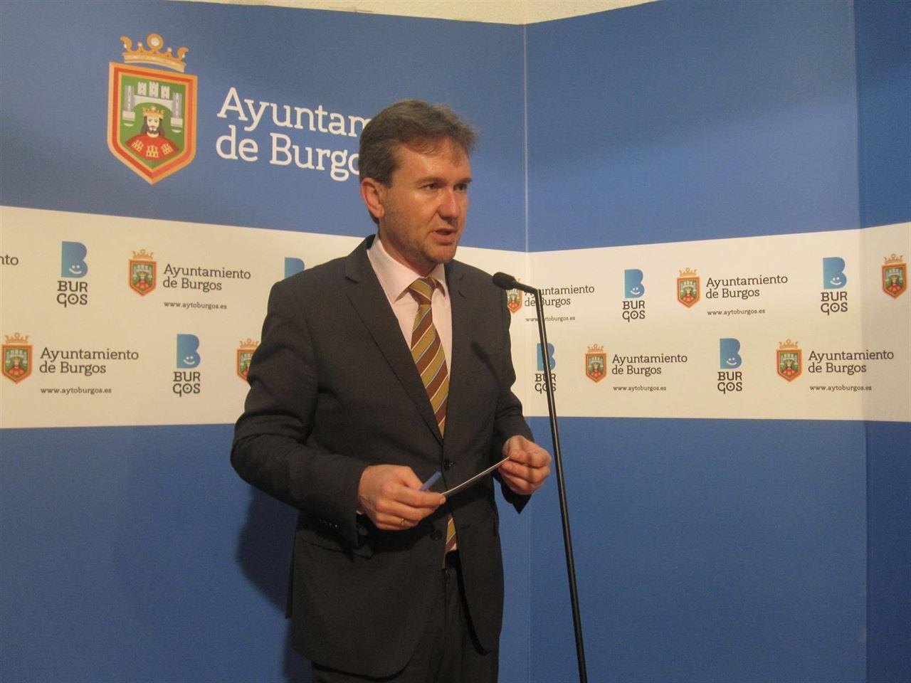 """Lacalle: """"Burgos quiere que el centro derecha gobierne"""""""