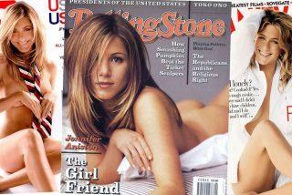 Fotos: Los mejores topless y desnudos de Jennifer Aniston