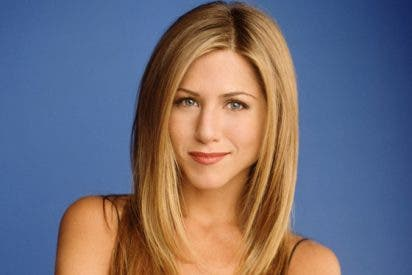Foto: El espectacular topless de Jennifer Aniston a sus 50 años