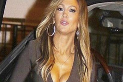 Jennifer López sale a la calle sin ropa interior y pasa esto…