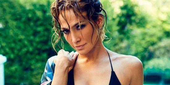 Las fotos de Jennifer López de 'cuando Chanquete todavía pescaba', y está igual