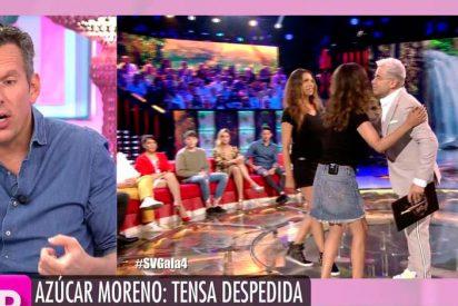 La interesante teoría de Joaquín Prat sobre el motivo del enfado de Mediaset con Azúcar Moreno