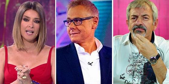 El problemón que tiene Paolo Vasile con Jordi González y muchos de sus presentadores