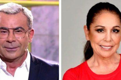 "Jorge Javier Vázquez califica de ""aprovechamiento de su imagen"" el favoritismo a Isabel Pantoja"