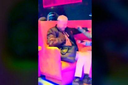 Jorge Javier Vázquez pillado borracho en un local de travestis de Chueca