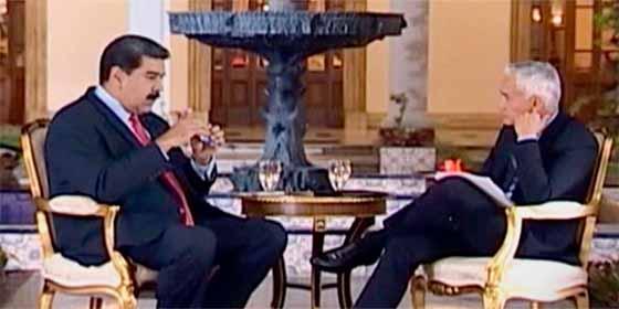 """""""Te vas a tragar con Coca-Cola tu provocación"""": Se filtró la entrevista de Jorge Ramos al dictador Nicolás Maduro"""