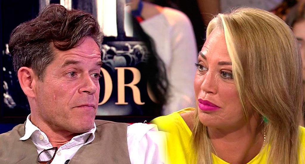 Amores: Jorge Sanz desvela el romance que tuvo con Belén Esteban en su juventud