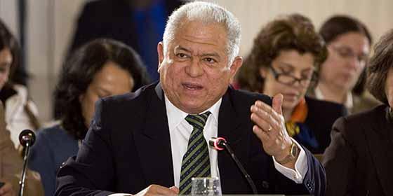 Representante de Maduro boicoteado por EEUU y Grupo de Lima en la Conferencia de Desarme de Ginebra