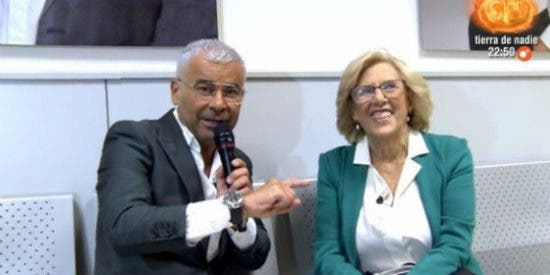 Jorge Javier Vázquez confiesa que vota a la izquierda pero prefiere el trato que le dan los votantes de derechas, mucho más educados y amables