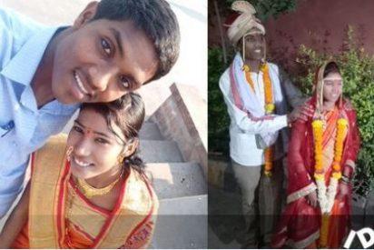 Queman viva a su hija embarazada por no aceptar su matrimonio