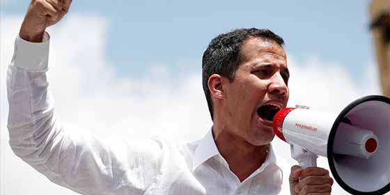 """Juan Guaidó rechaza la cacicada de la CNE hecha por Maduro: """"Si la dictadura quiere seguir cayéndose a mentiras, que se lance por su barranco"""""""