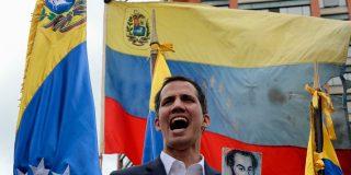 """Juan Guaidó tiende la mano a Alberto Fernández: """"Trabajemos juntos para rescatar la democracia, no solamente en Venezuela, sino en toda la región"""""""