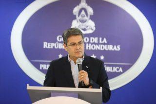 EEUU investiga al presidente de Honduras por narcotráfico
