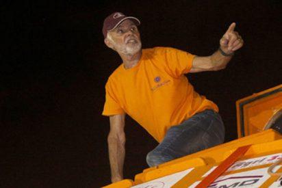 Este jubilado francés de 72 años que cruzó el Atlántico en un barril revela cómo mantenerse en buen estado físico