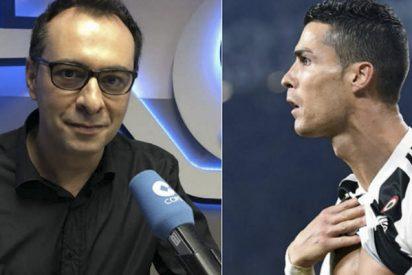 """Cristiano Ronaldo se lleva un """"pelado gratis"""" por hacer demagogia con su clínica capilar"""