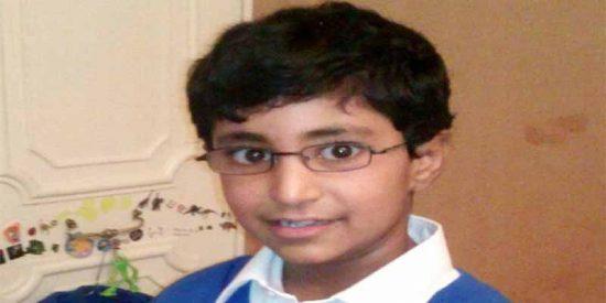 El chaval que murió en su escuela después de que un compañero le lanzase queso a la cara
