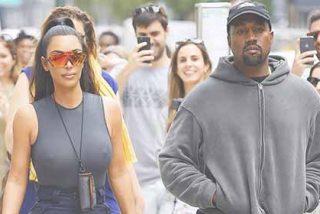 El bíblico nombre del nuevo hijo de Kim Kardashian y Kanye West