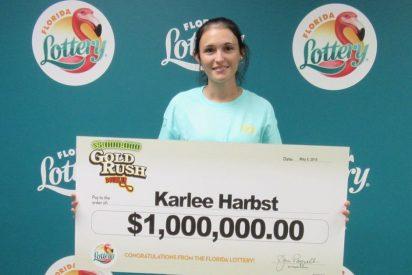 Gana un millón de dólares en la lotería y un año después cae en una redada contra narcos