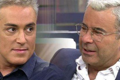 Jorge Javier Vázquez deja con 'el culo al aire' a Kiko Hernández con su 'zasca' más sublime