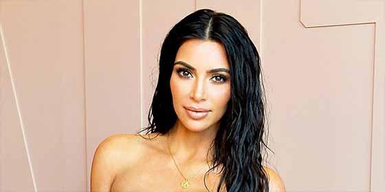 ¿Por qué la dejaron entrar?: Paparazzis pillan a Kim Kardashian sin ropa interior en Disney