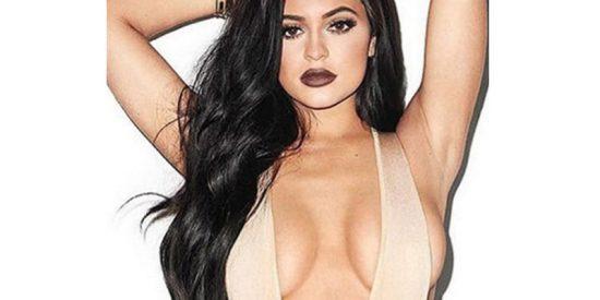 Así de 'cardo' era Kendall Jenner antes de operarse el 'careto'