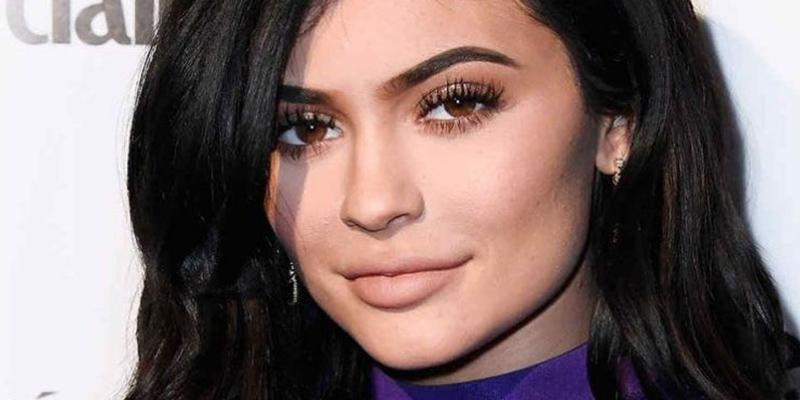 La pícara foto de Kylie Jenner para presumir de ropa interior de encaje
